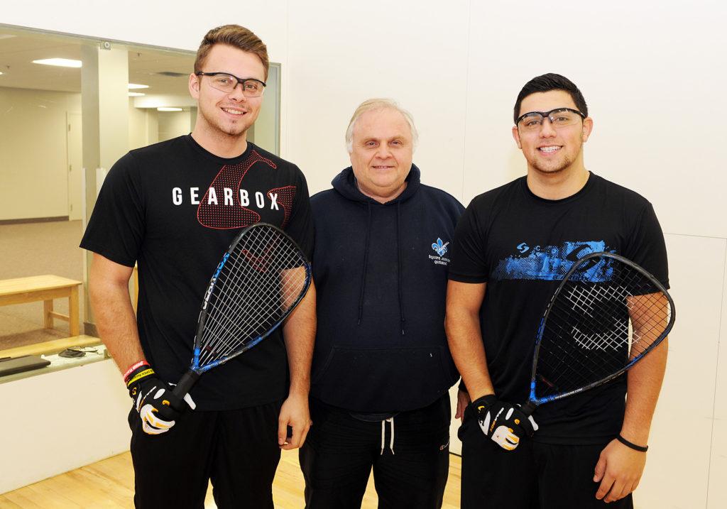 Samuel Murray Gearbox Racquetball