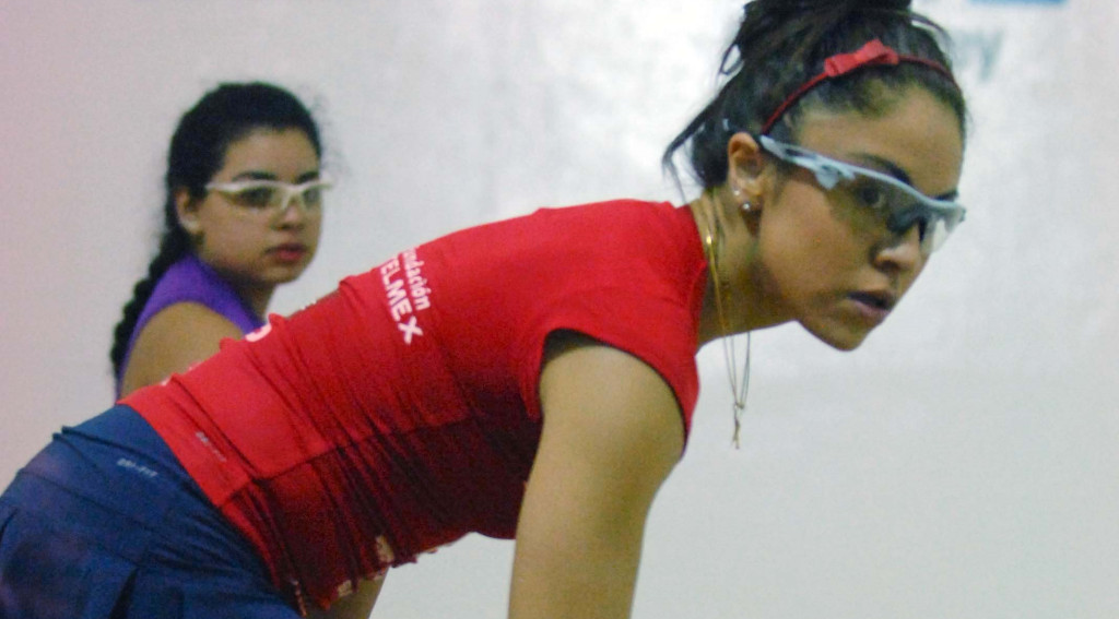 Paola Longoria Racquetball Jessica Maldonado