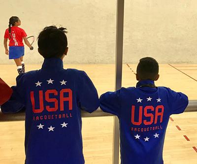 USA Racquetball 2017 Junior World Championships