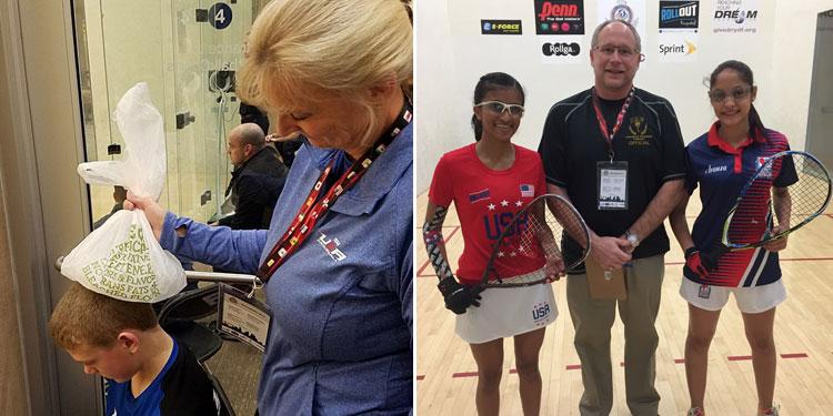 USA Racquetball Junior World Championships