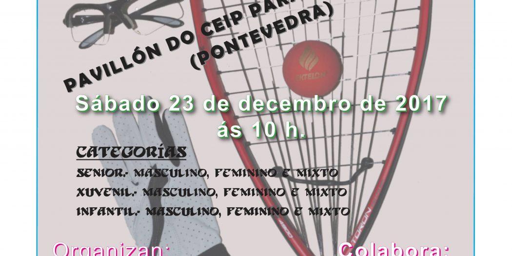 Outdoor Racquetball Spain