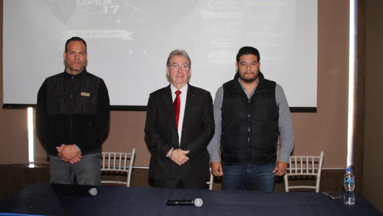 Regio Deporte Monterrey Open 2017 Racquetball