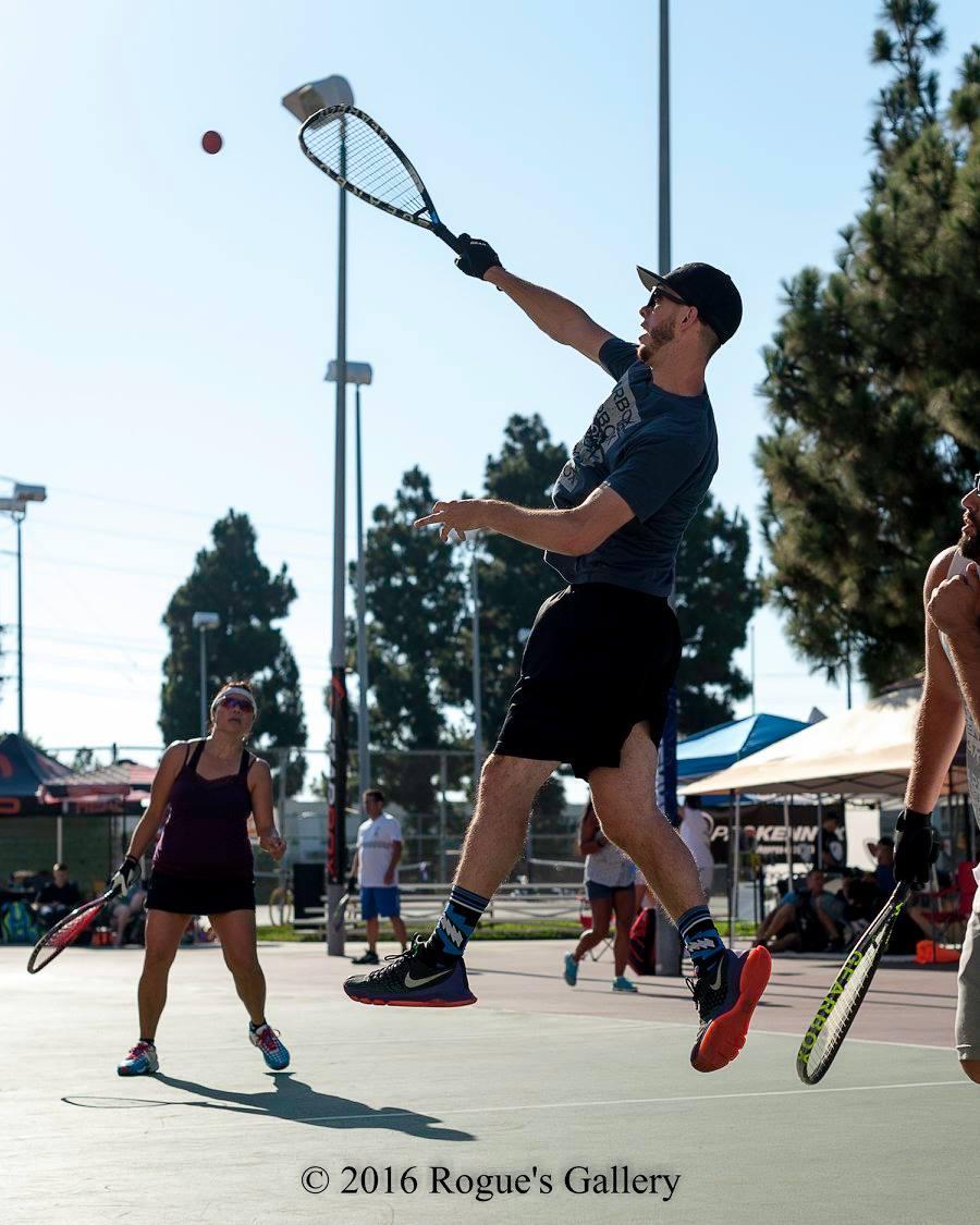 Bobby Horn Racquetball