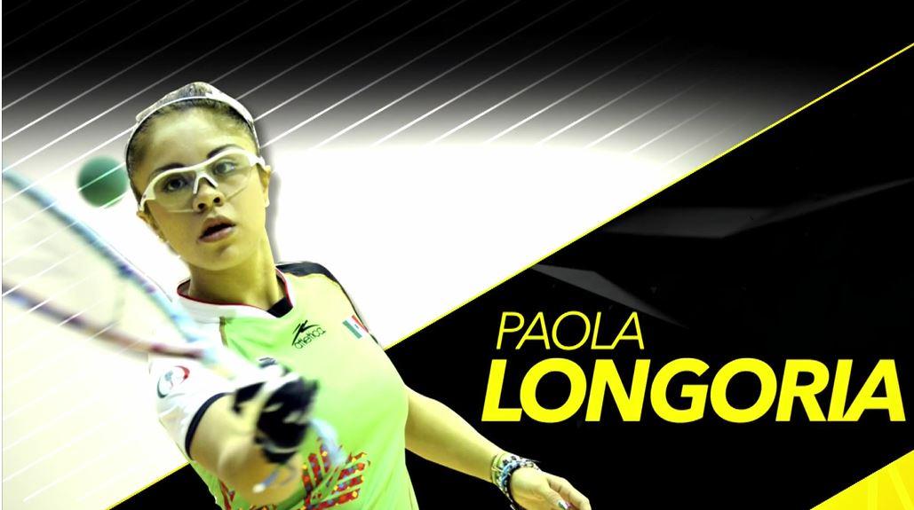 Paola Longoria Univision Deportes 2017 female athlete of the year