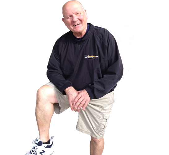 Jim Winterton Racquetball Coach