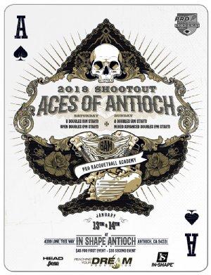 2018 Aces Of Antioch Racquetball Shootout