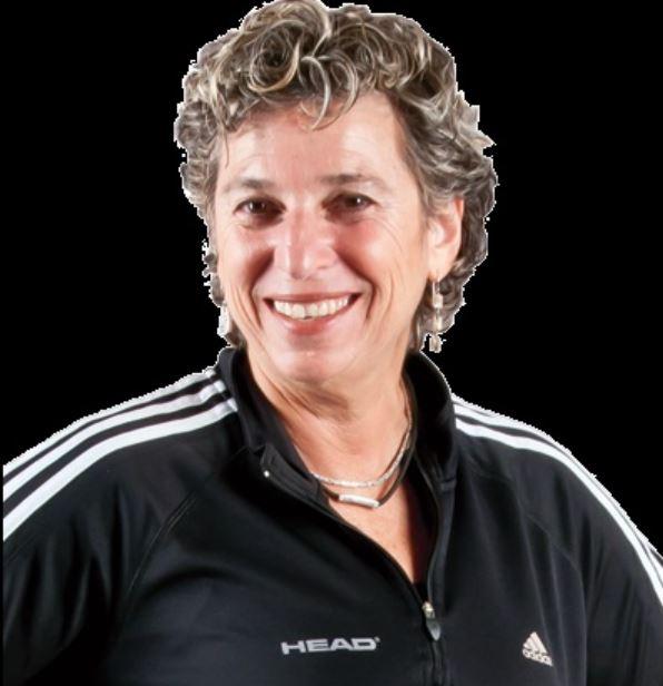 Racquetball Coach Fran Davis
