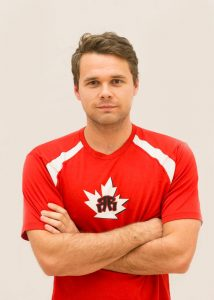 Samuel Murray Racquetball Canada