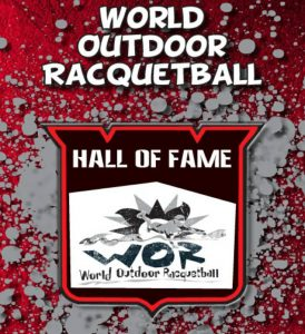 World Outdoor Racquetball Hall of Fame