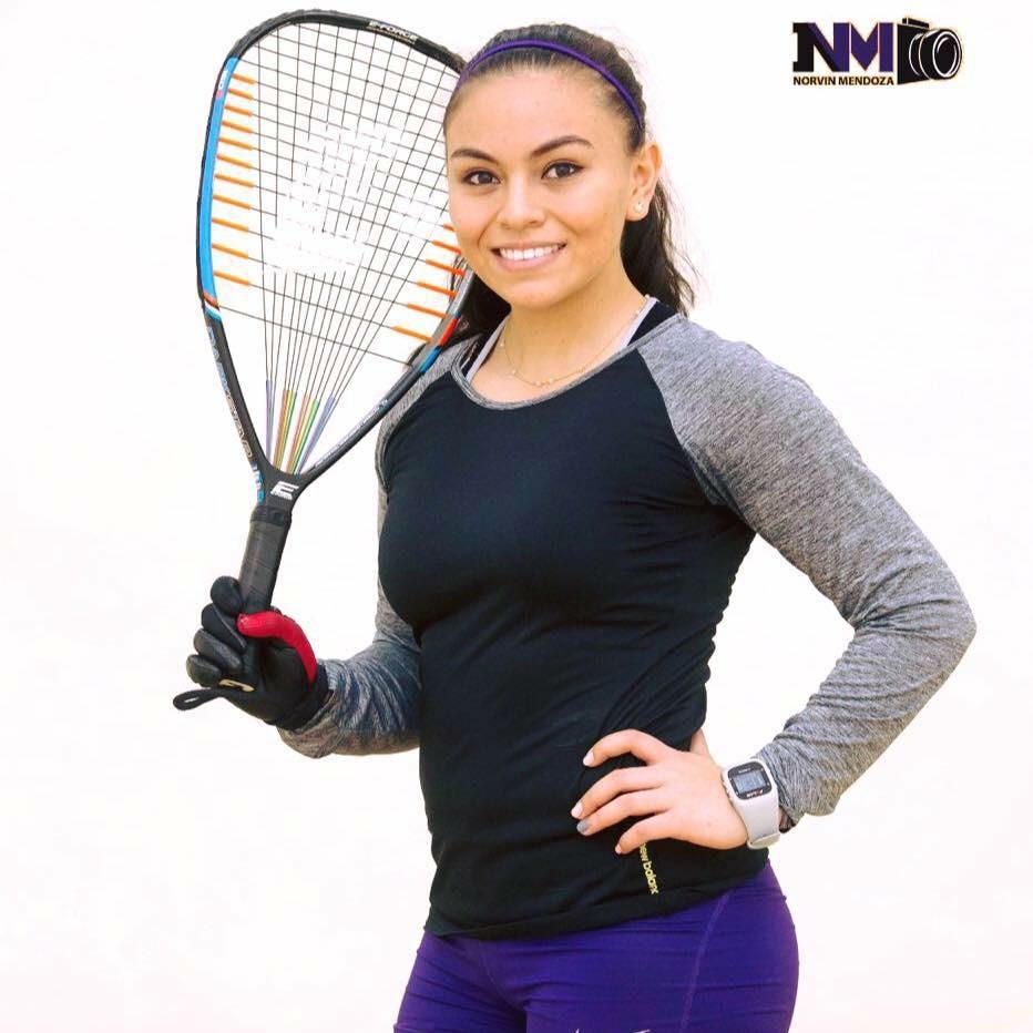 Gaby Martinez Racquetball