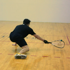 Racquetball Is Not A Crime