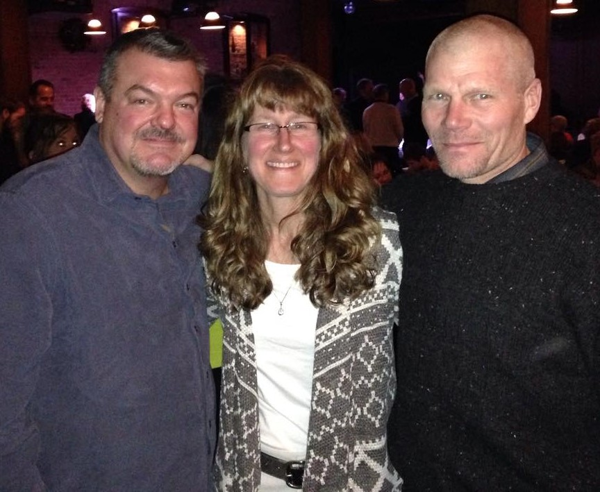 Karen Bredenbeck Minnesota Racquetball Hall of Fame 2015