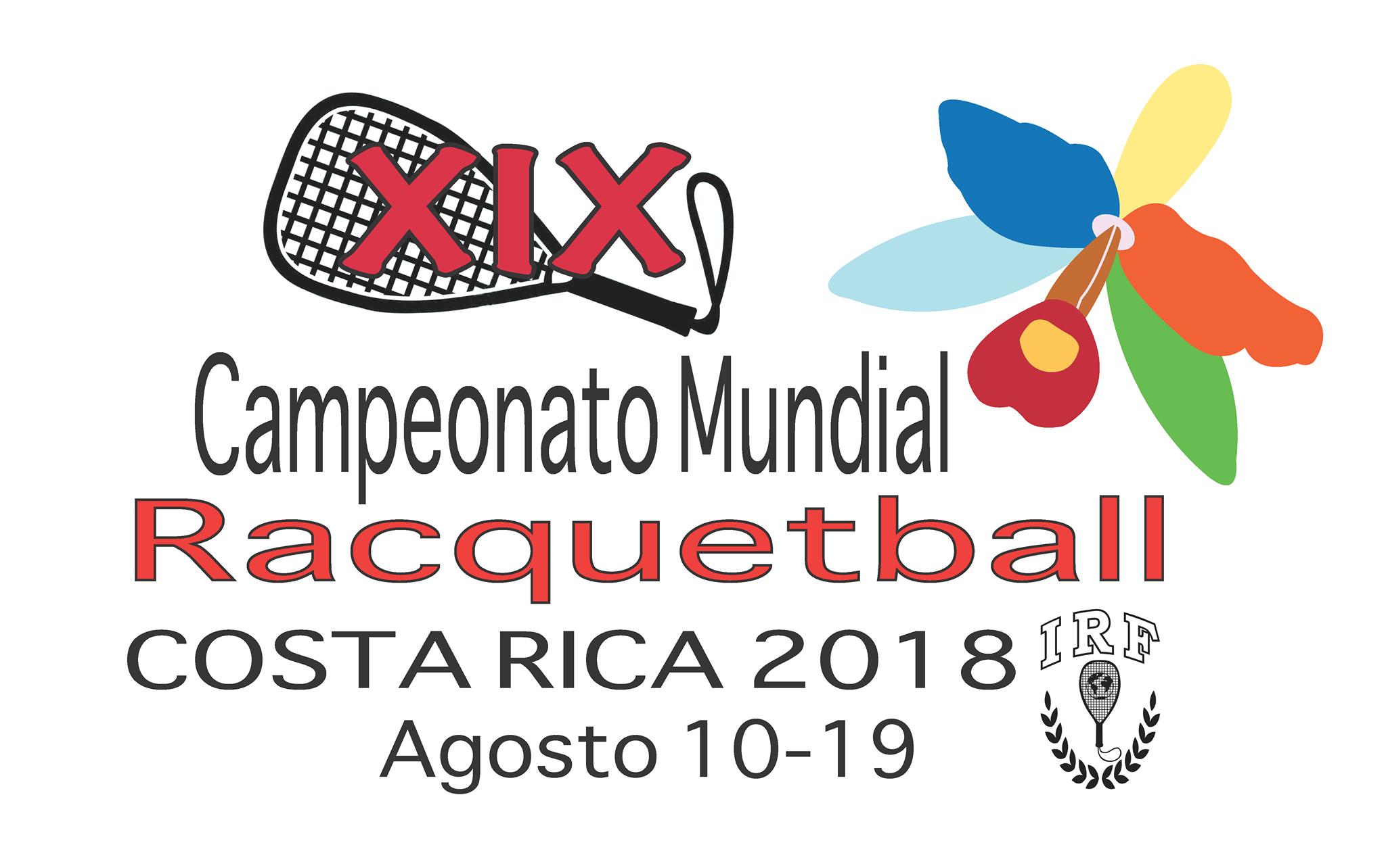 Costa Rica 2018 World Racquetball Championship