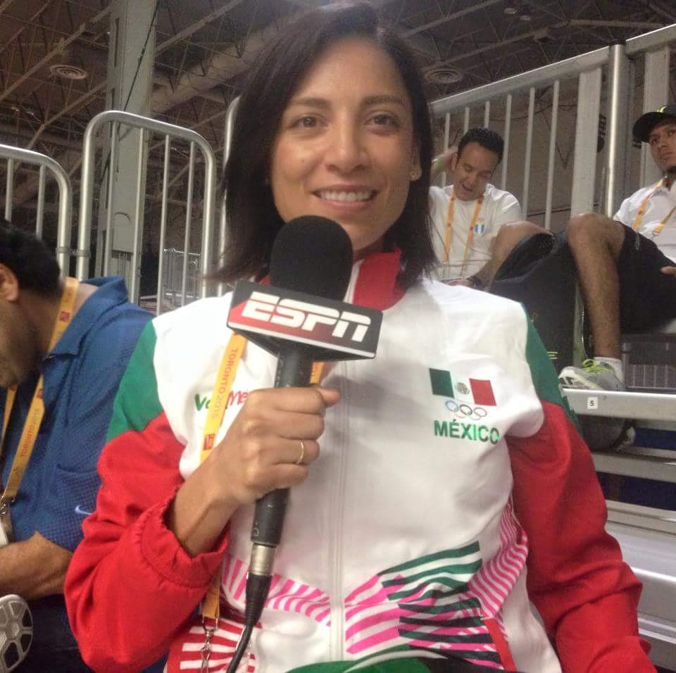 Susy Acosta ESPN Racquetball