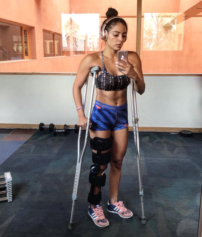 Jessica Leona Parrilla Racquetball