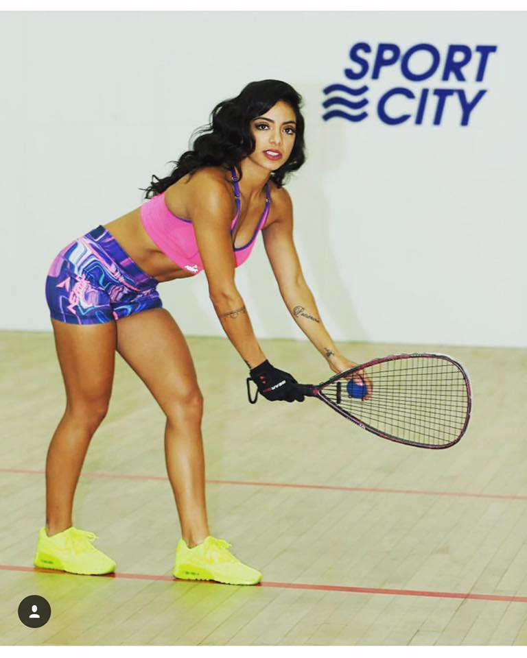 Jessica Leona Parrilla Racquetball 2