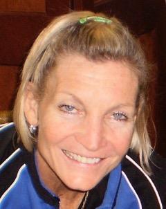 Debra Tisinger-Moore Racquetball