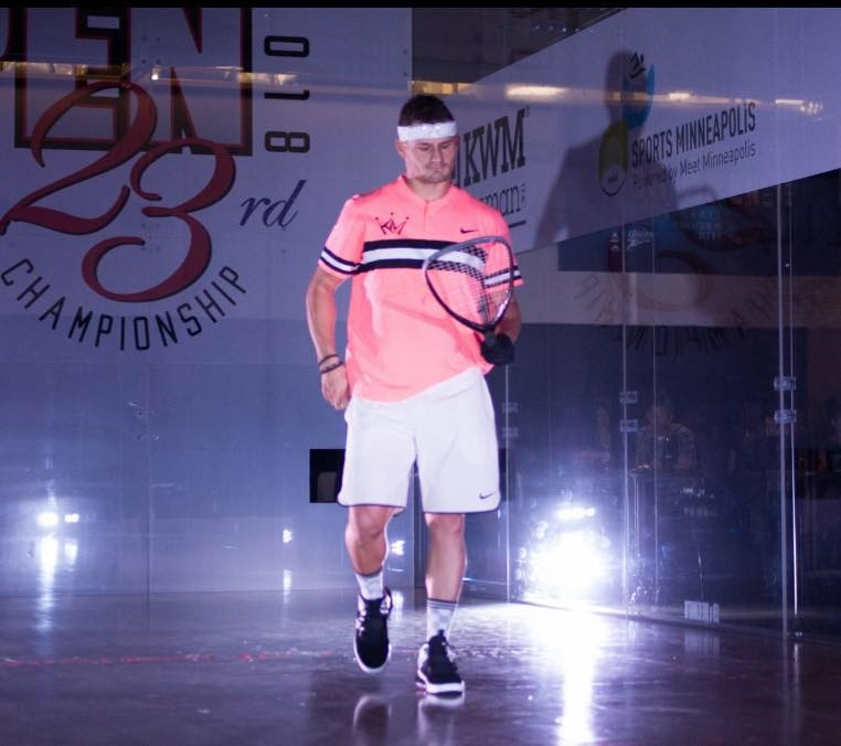 Kane Waselenchuk Racquetball