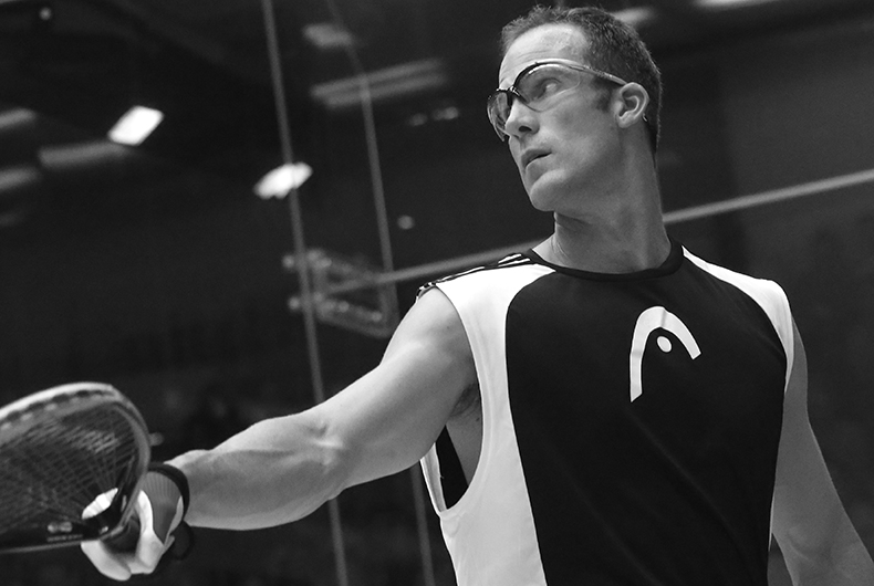 Rocky Carson Racquetball by Restrung Magazine