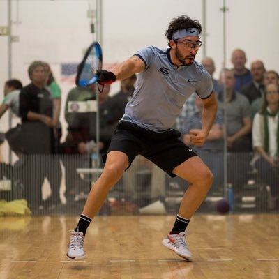 Alex Landa Racquetball