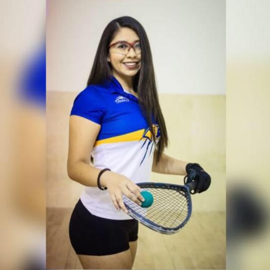 Alexandra Herrera Racquetball