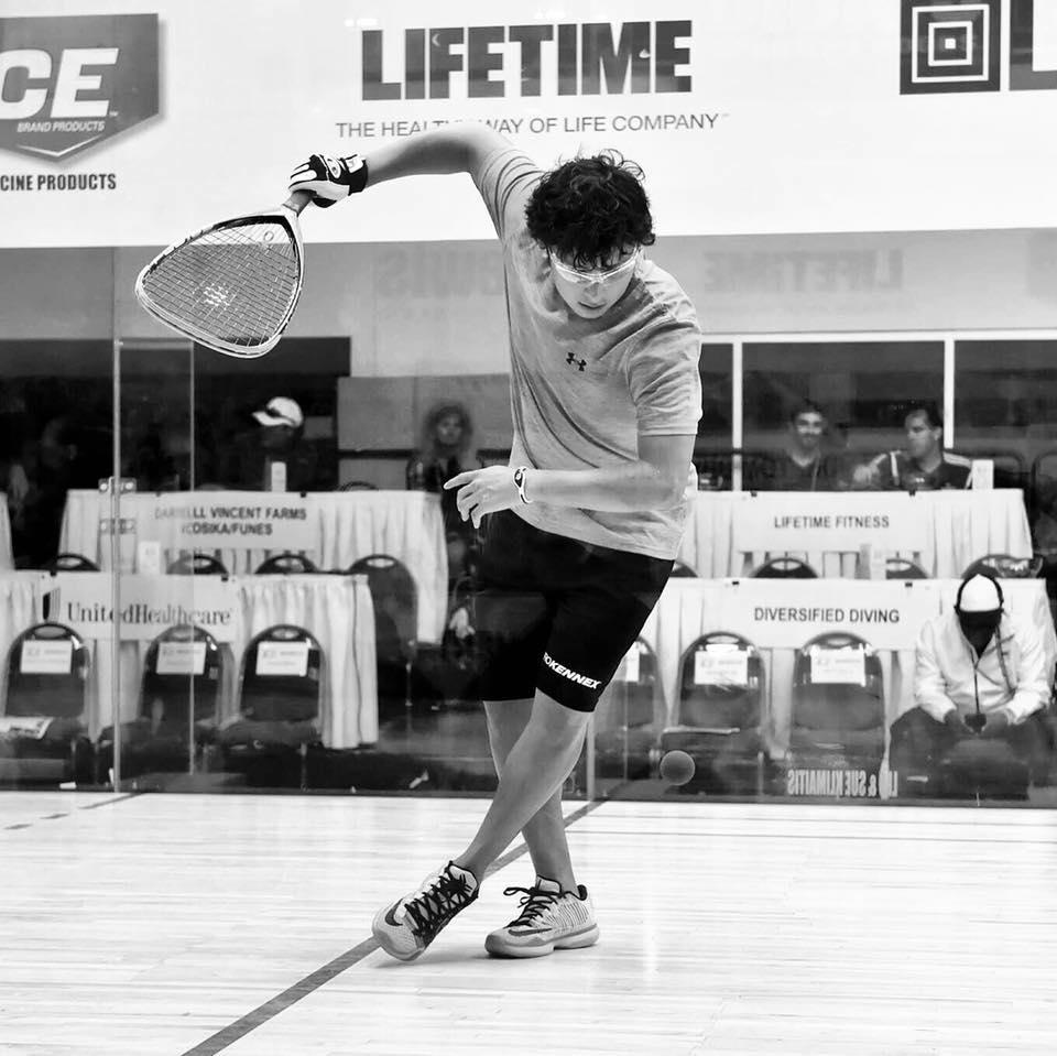 Daniel De La Rosa Racquetball