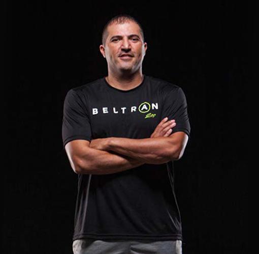 Alvaro Beltran Racquetball Champion