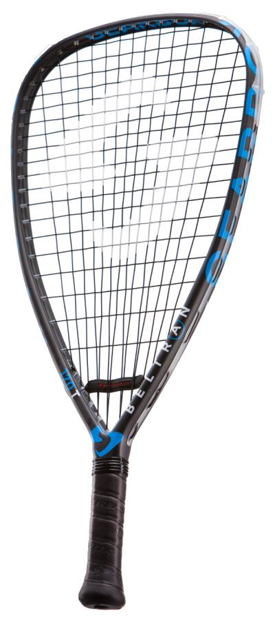 Gearbox Beltran 170T Blue Racquetball Racquet