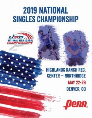 2019 USAR National Singles Championships