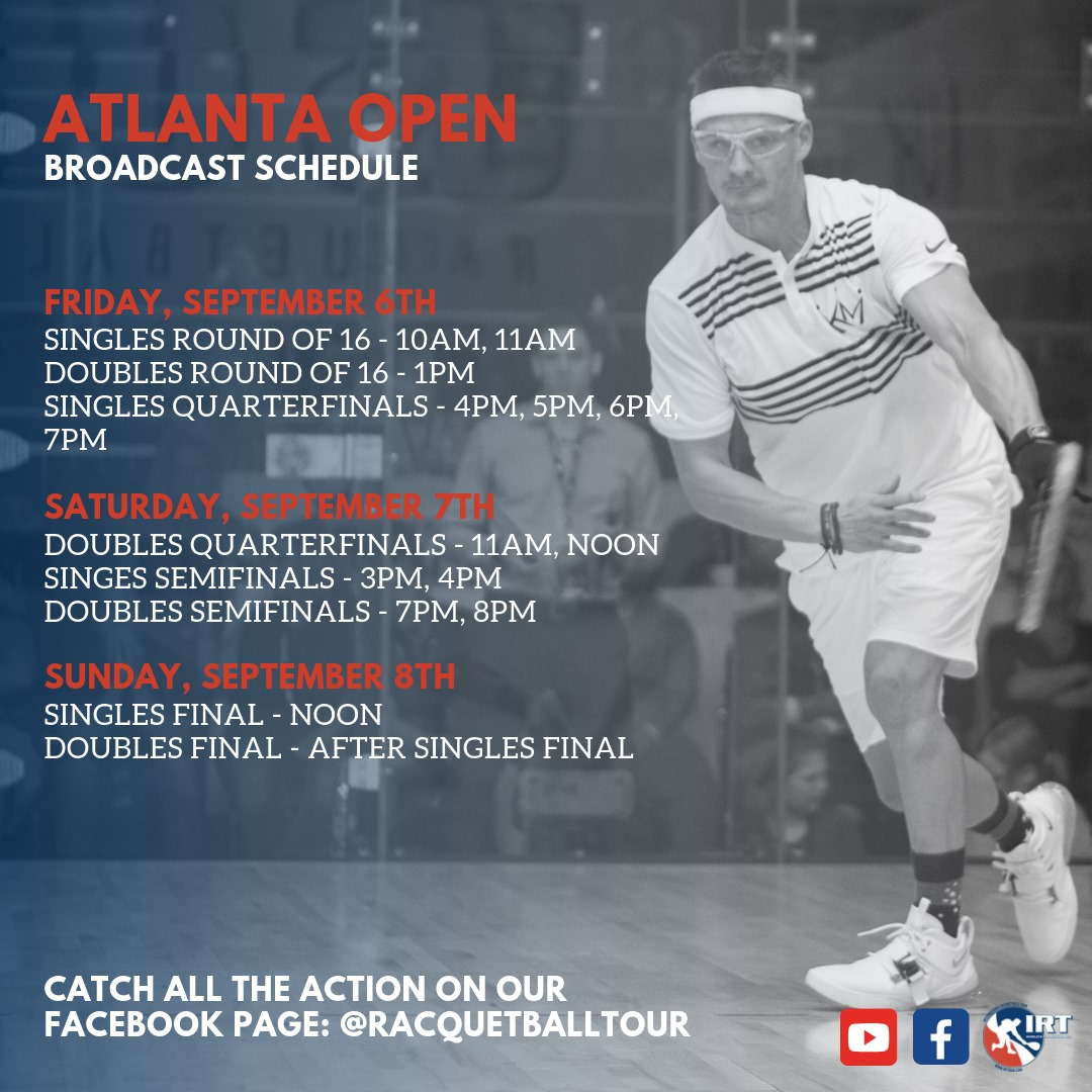 2019 Atlanta Open IRT