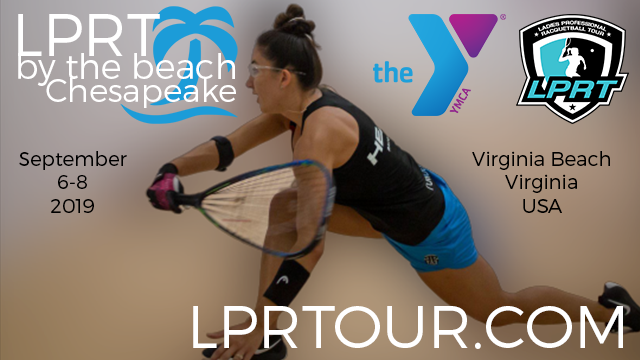 LPRT By The Beach Racquetball Tournament
