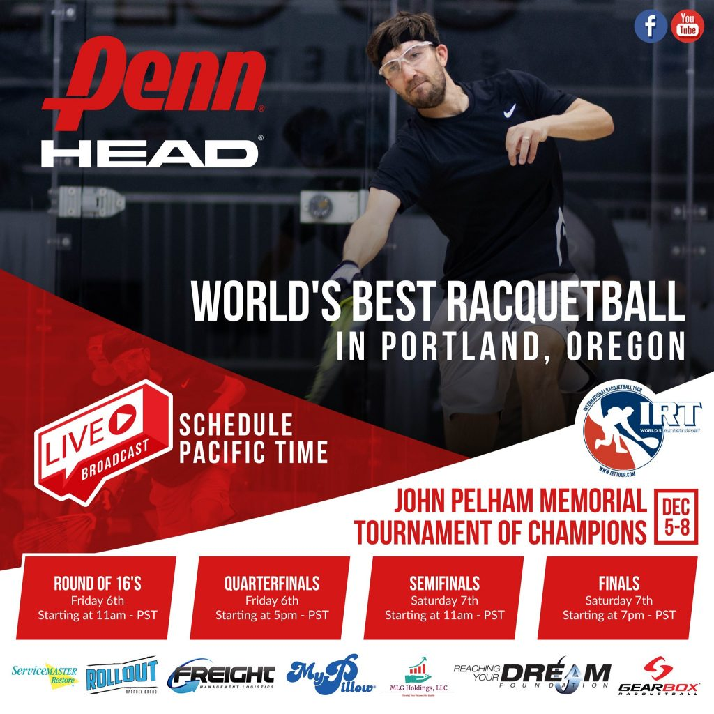 Broadcast Schedule Oregon IRT