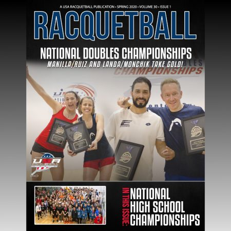 USA Racquetball Magazine Spring Edition 2020