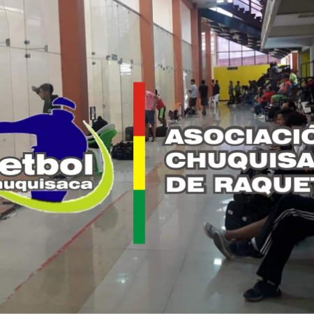 Racquetball Chuquisaca